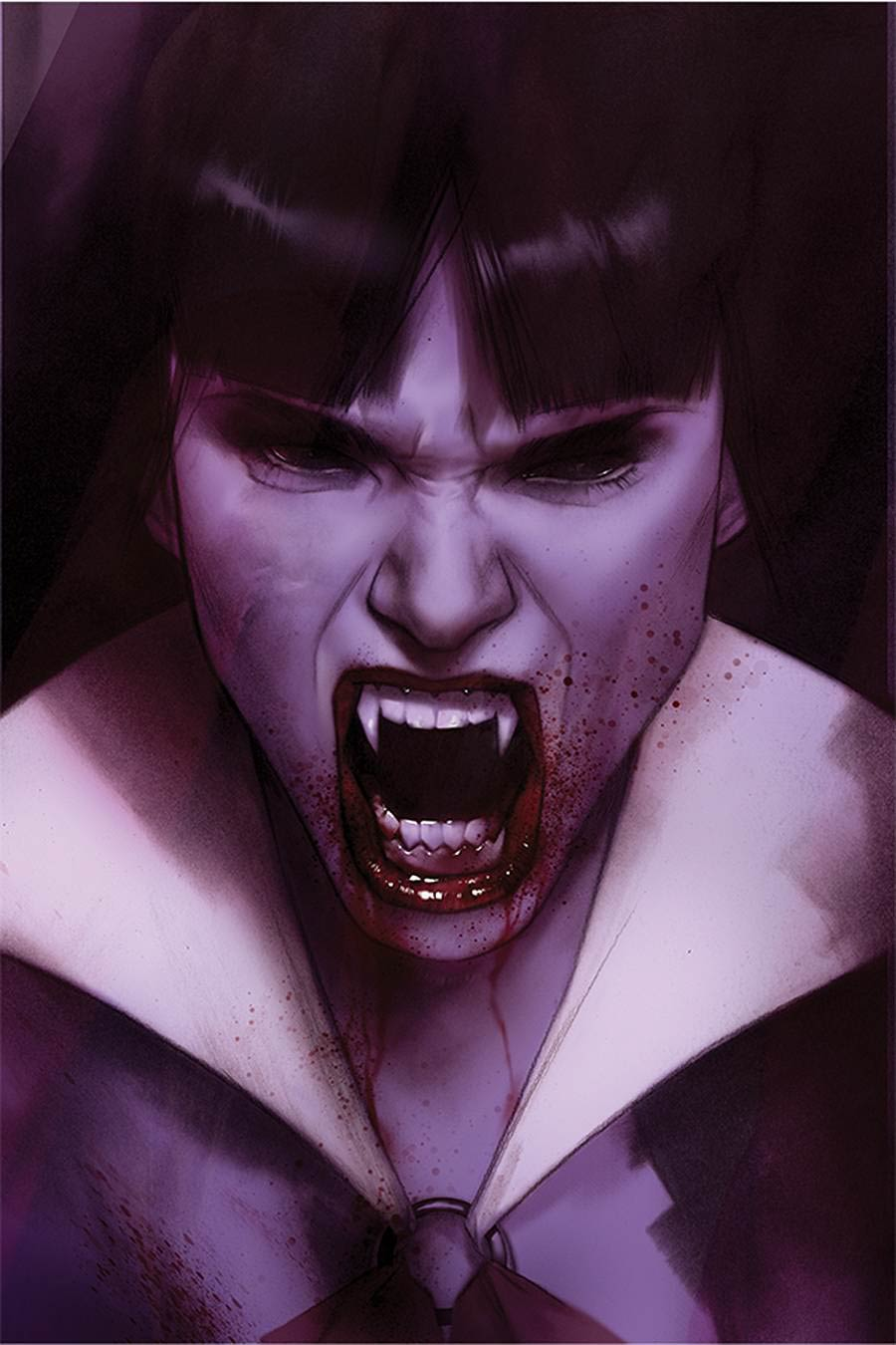 Vengeance Of Vampirella Vol 2 #11 Cover Q Limited Edition Ben Oliver Virgin Cover