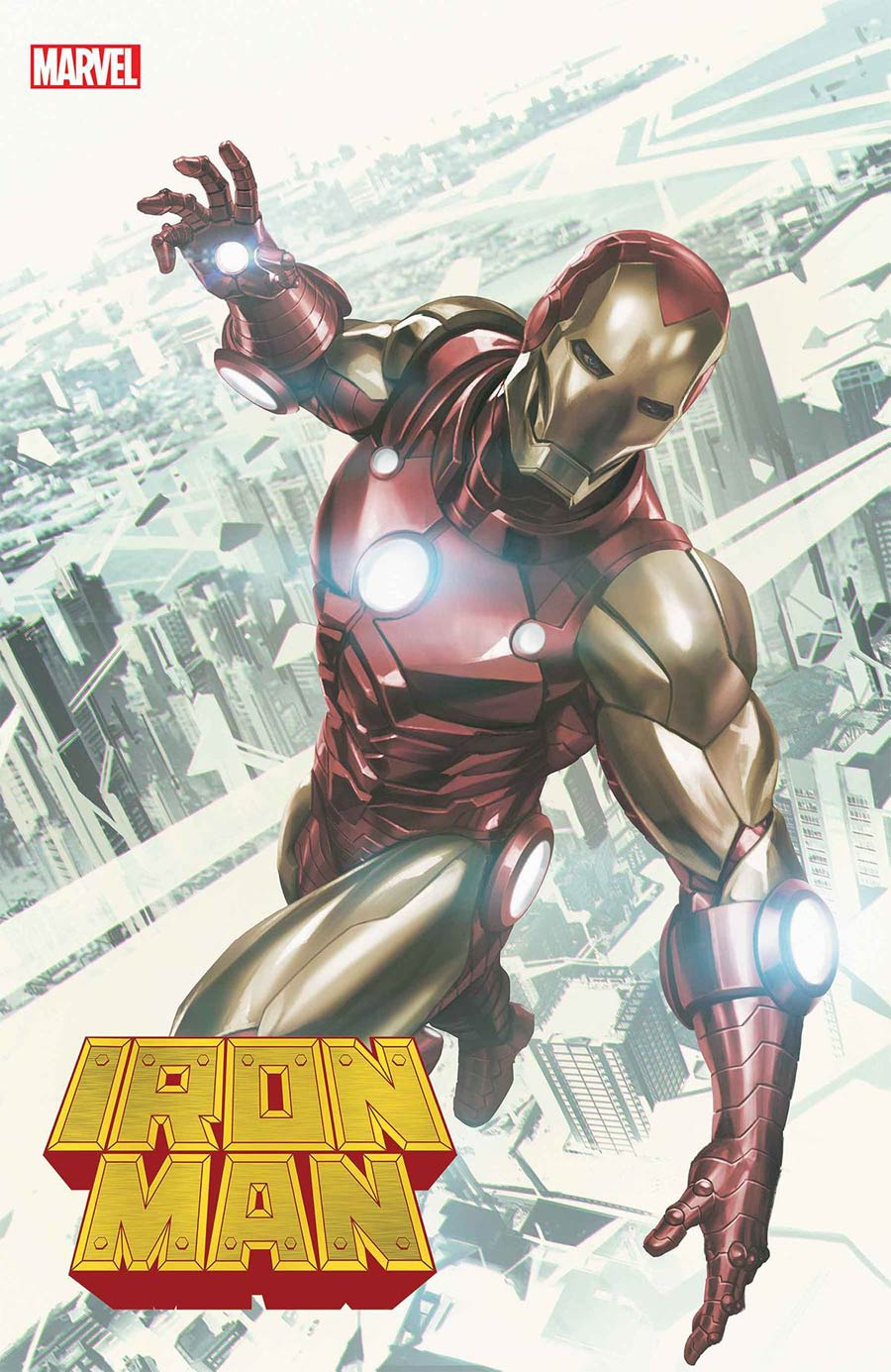 Iron Man Vol 6 #2 Cover D Incentive Skan Variant Cover