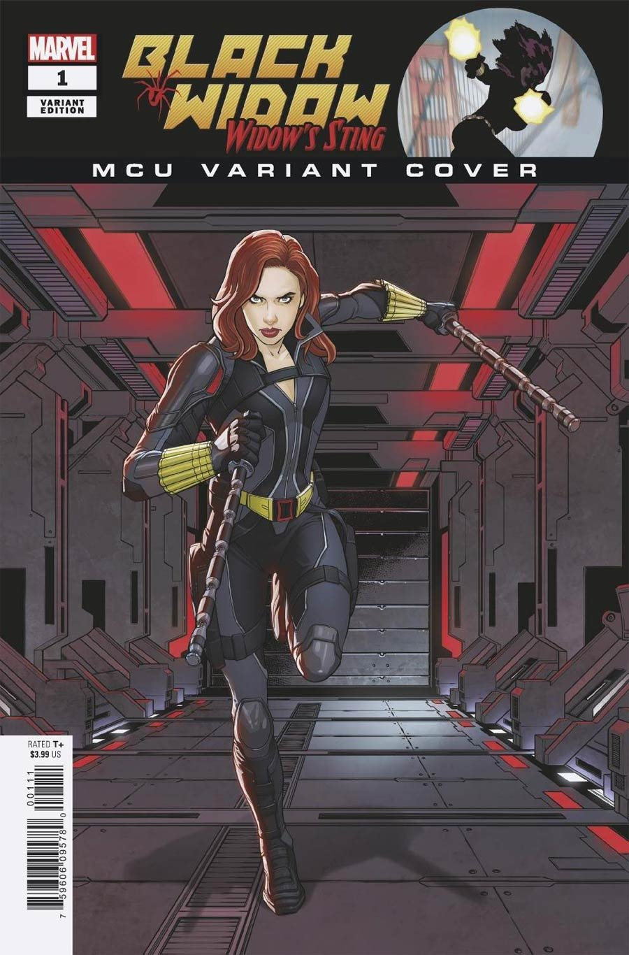Black Widow Widows Sting #1
