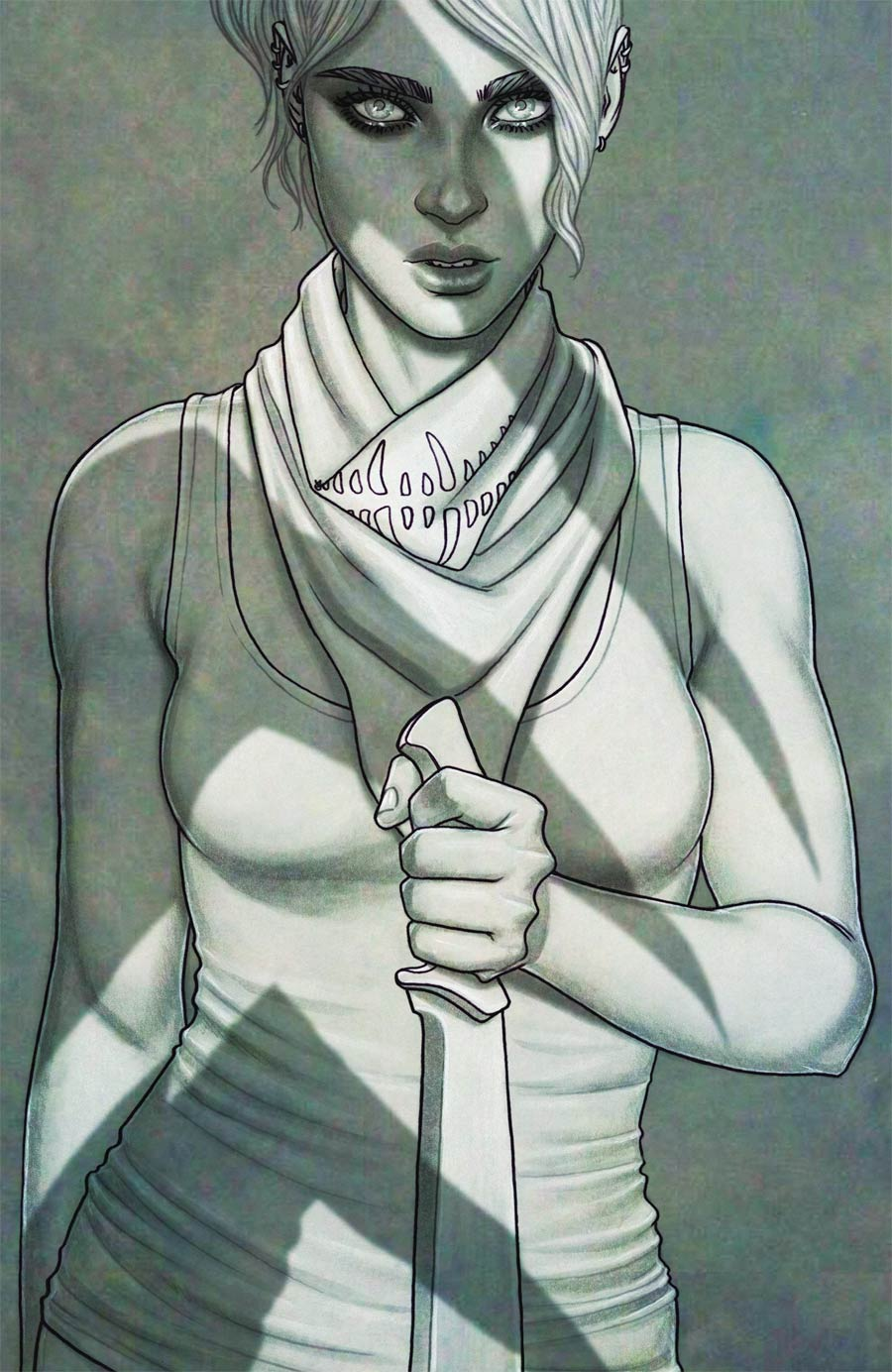 Something Is Killing The Children #11 Cover D Incentive Jenny Frison Variant Cover