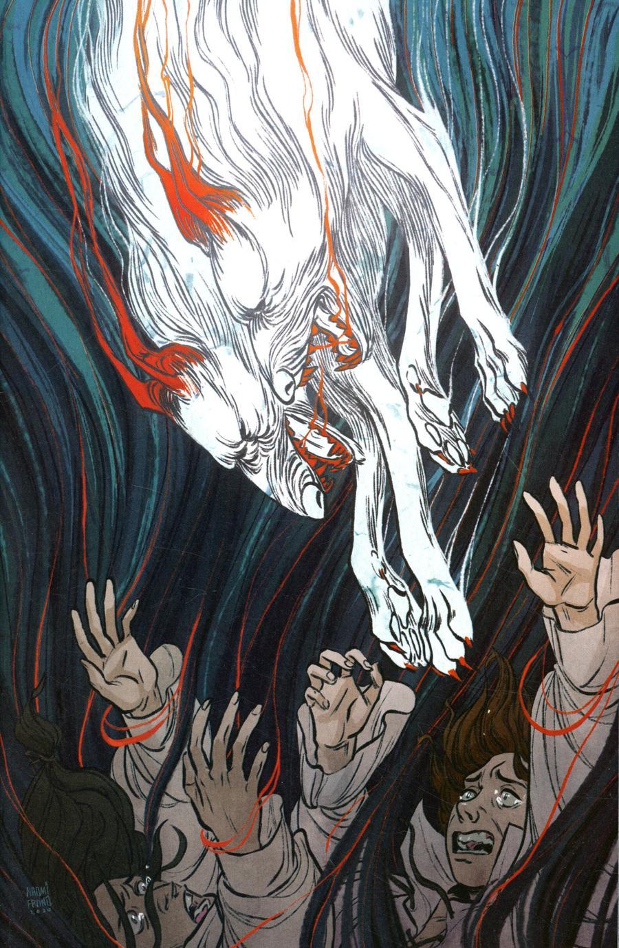 Jim Hensons Storyteller Ghosts #4 Cover C Variant Naomi Franquiz Cover