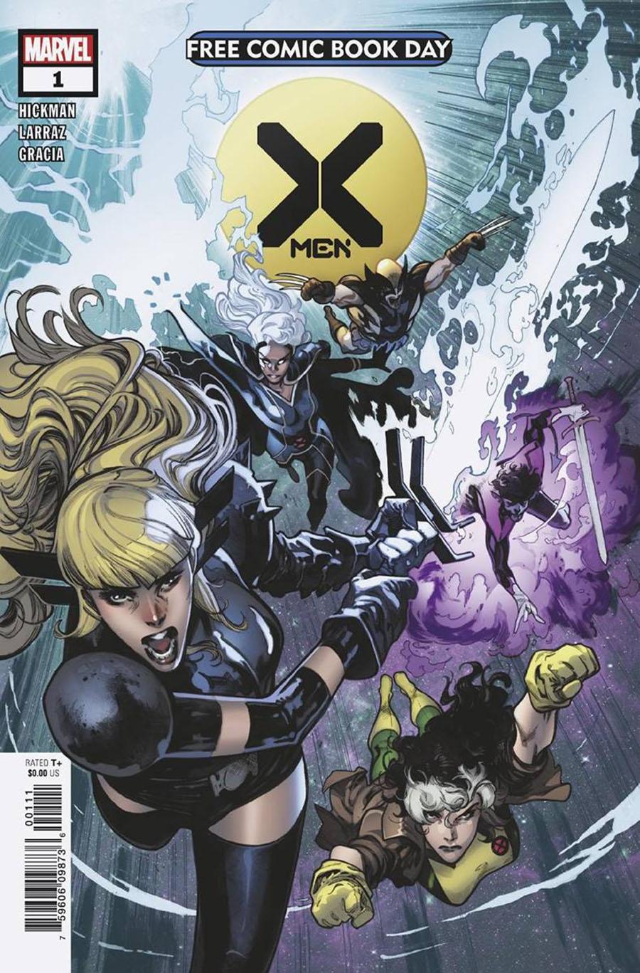 X-Men FCBD 2020