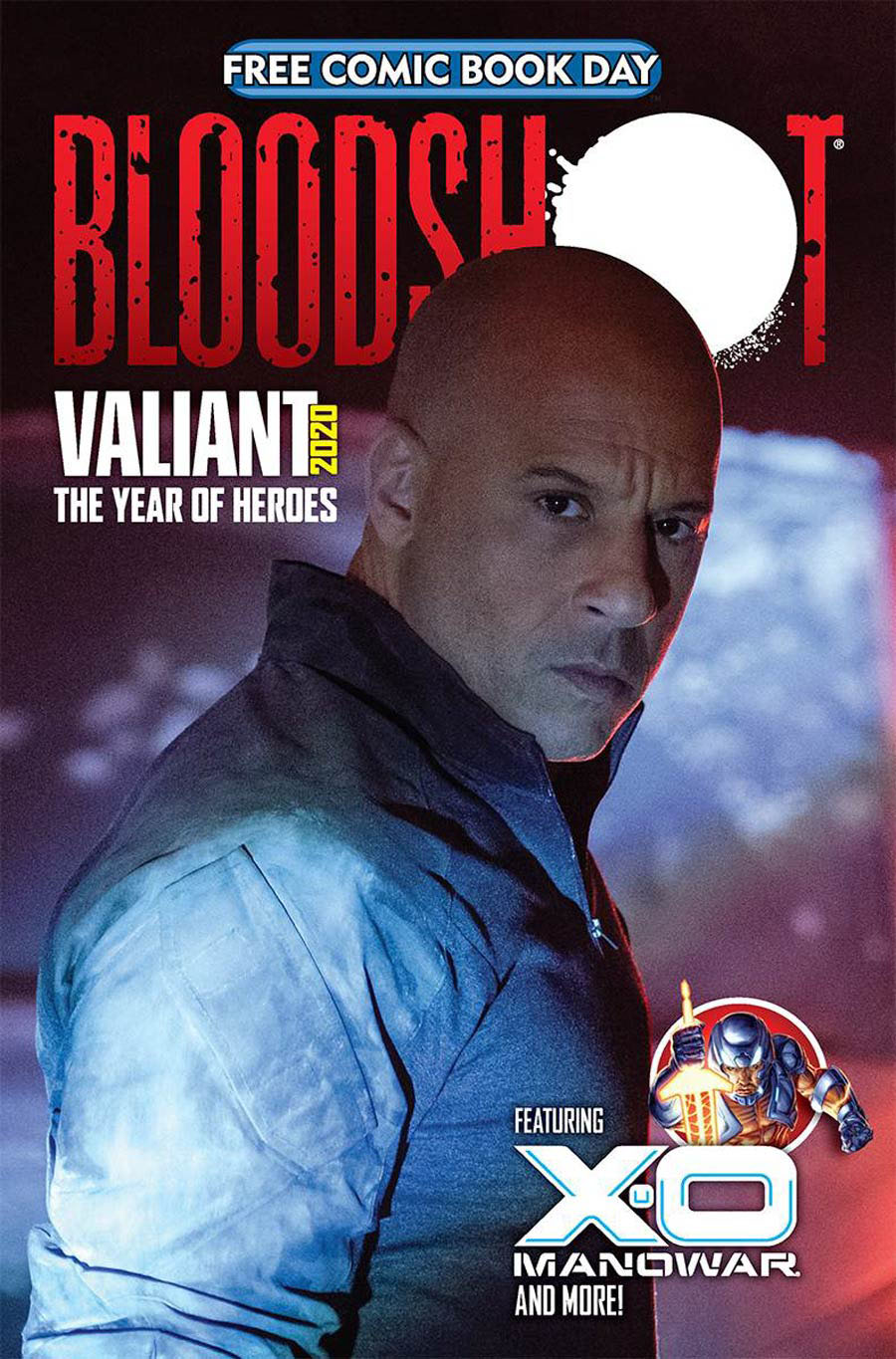 Valiant 2020 The Year Of Heroes Special FCBD 2020