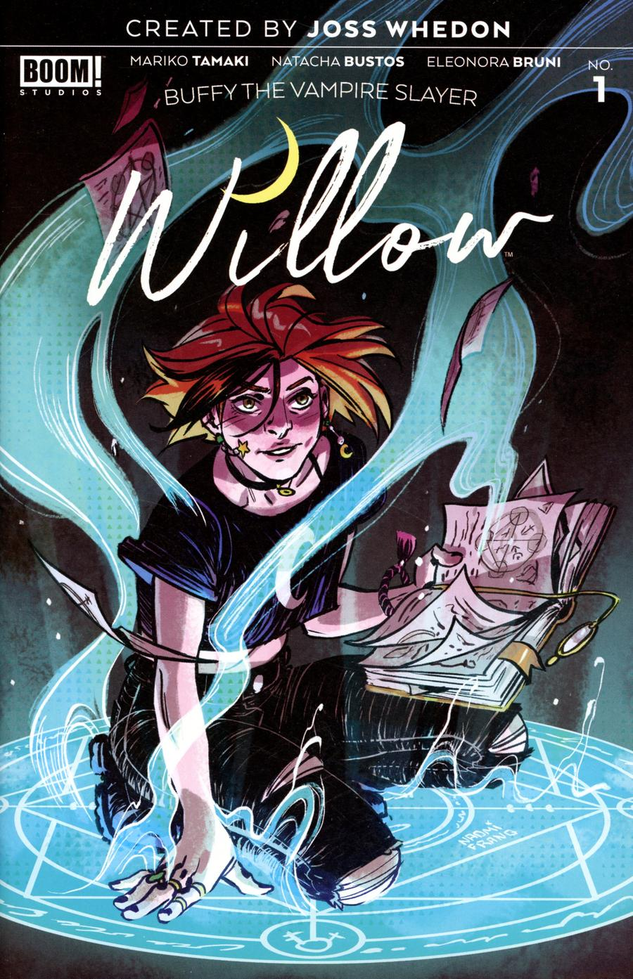 Buffy The Vampire Slayer Willow #1 Cover F 2nd Ptg