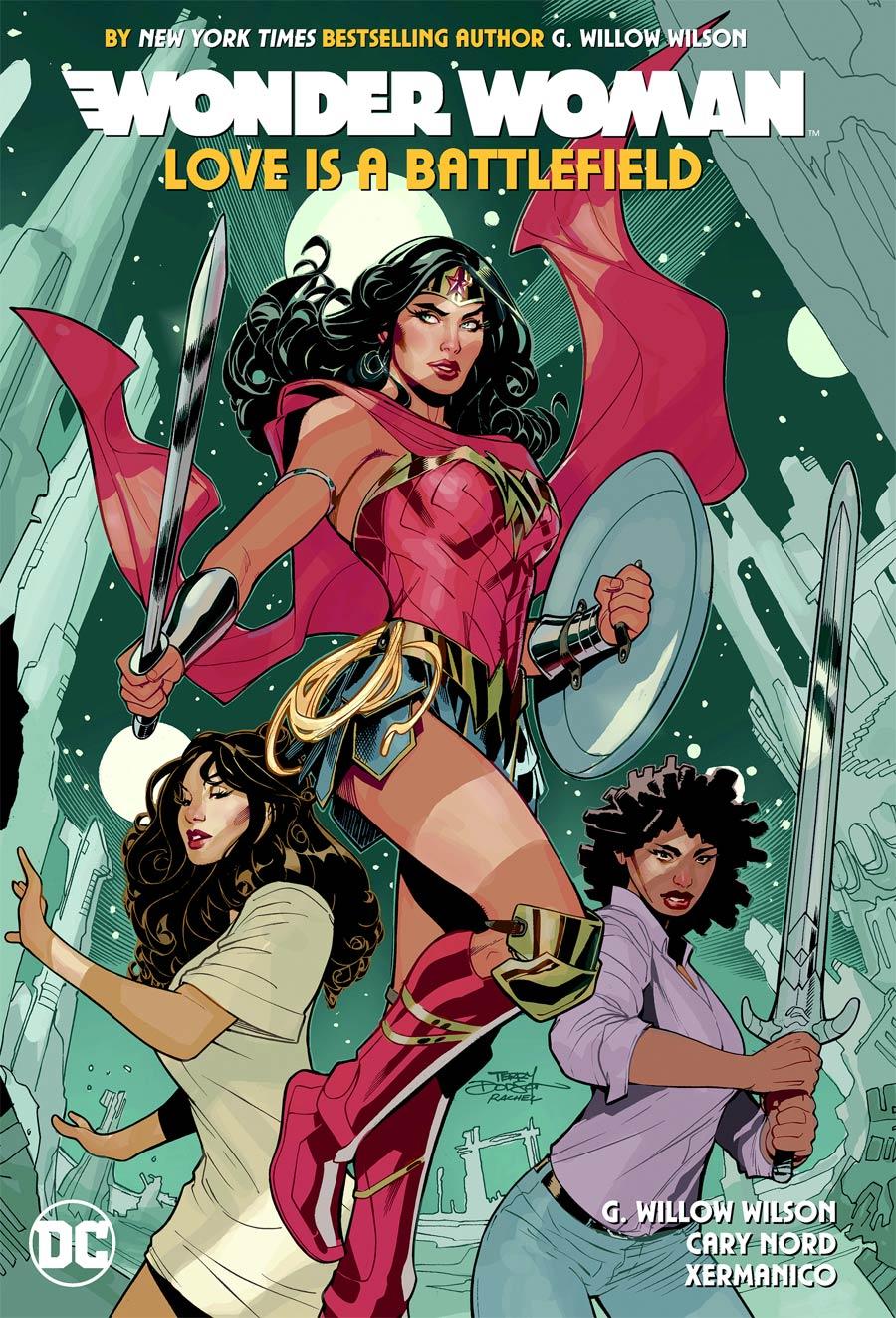 Wonder Woman (2018) Vol 2 Love Is A Battlefield TP