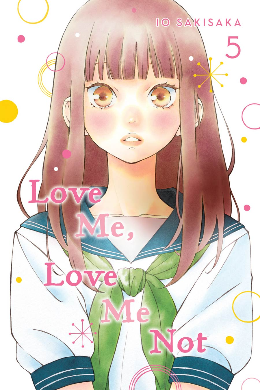 Love Me Love Me Not Vol 5 GN