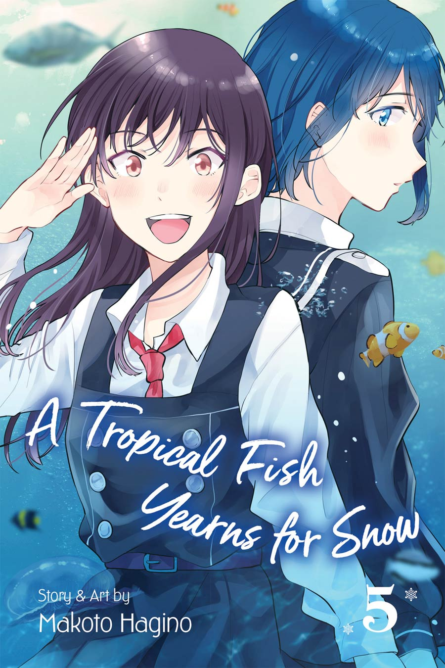 Tropical Fish Yearns For Snow Vol 5 GN