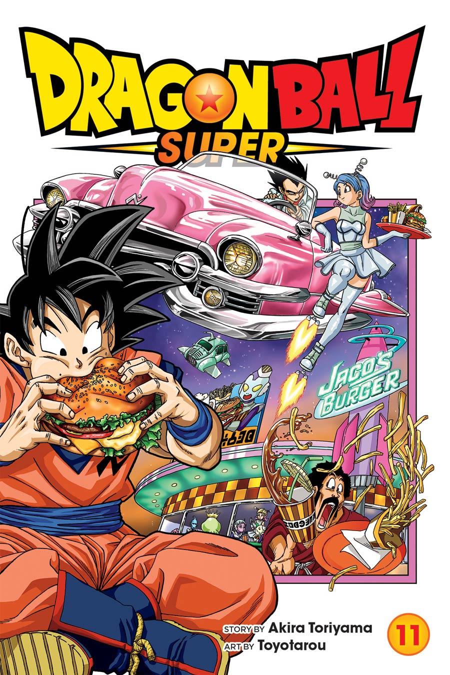 Dragon Ball Super Vol 11 GN