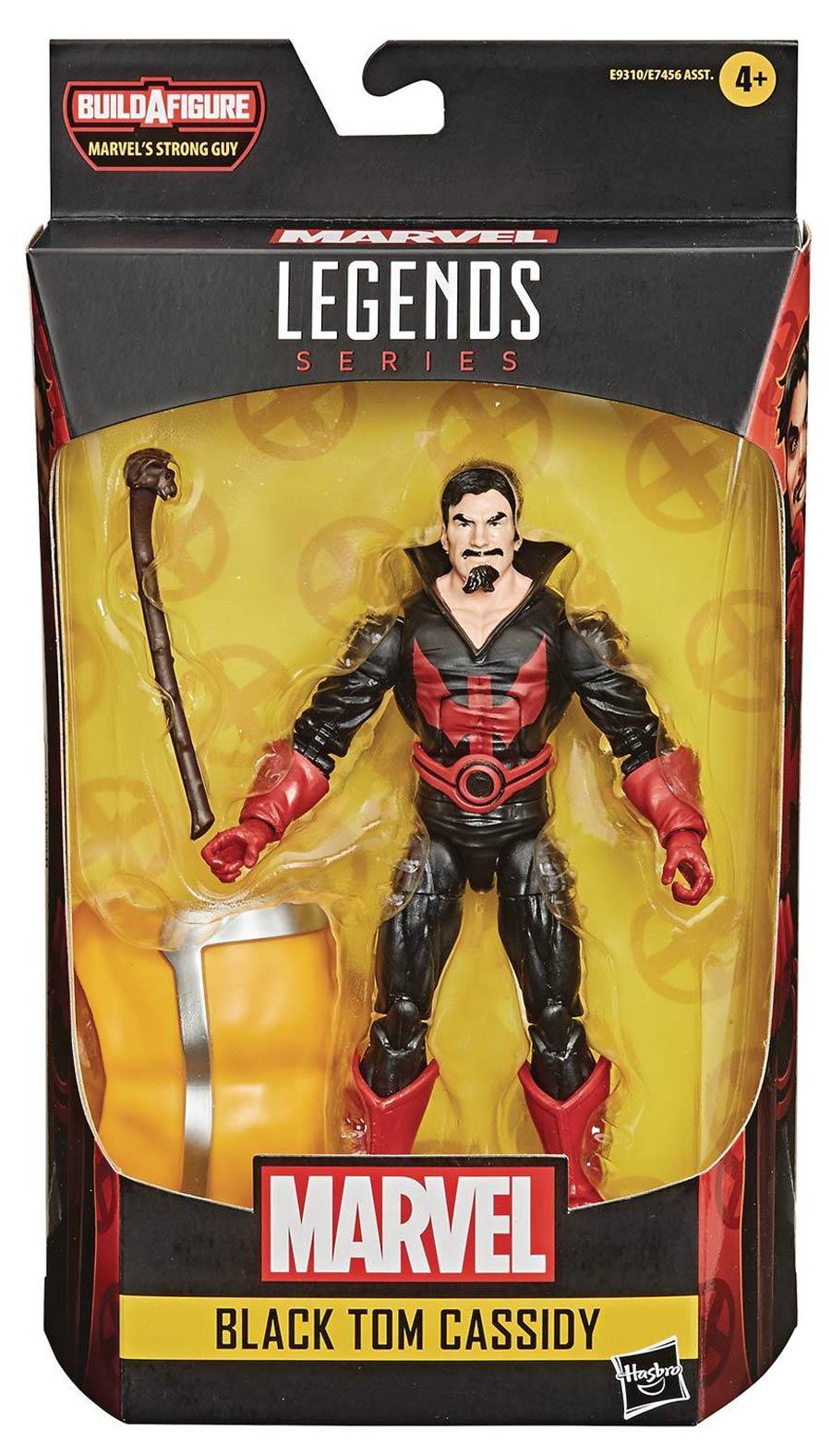 Marvel Deadpool Legends 2020 6-Inch Action Figure - Black Tom Cassidy
