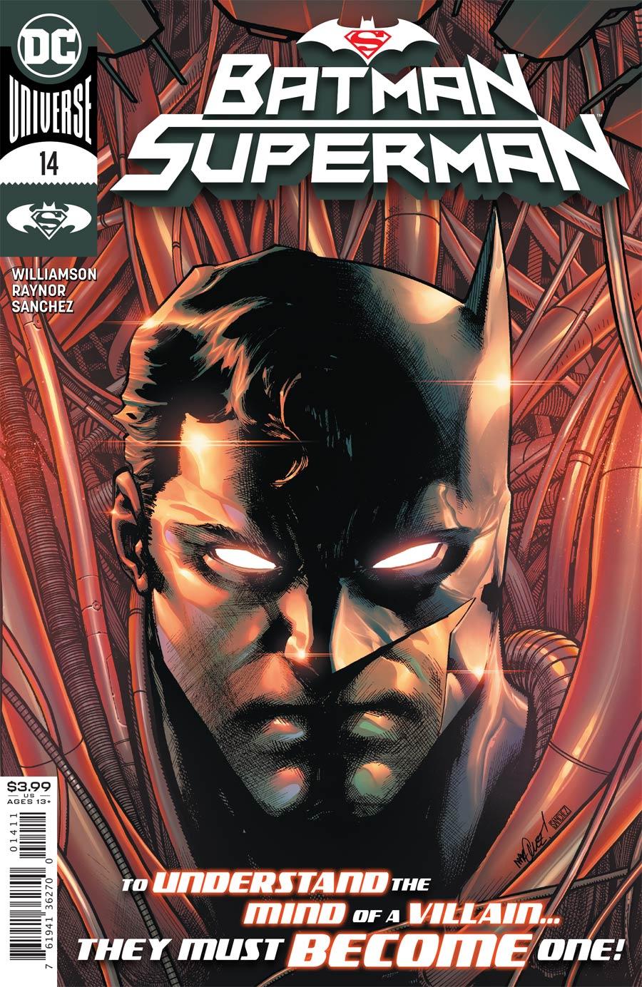 Batman Superman Vol 2 #14 Cover A Regular David Marquez Cover