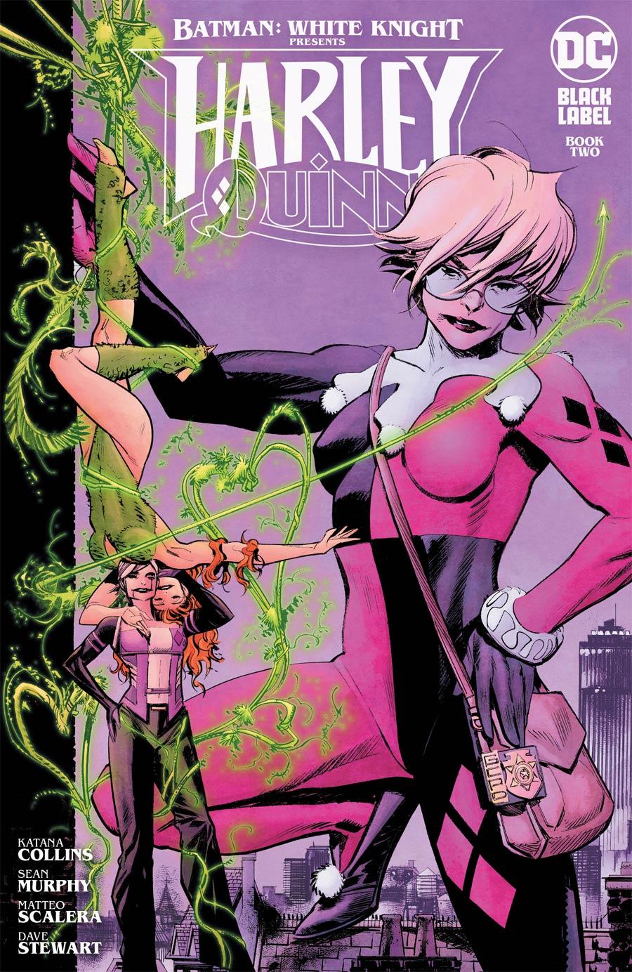 Batman White Knight Presents Harley Quinn #2 Cover A Regular Sean Murphy Cover