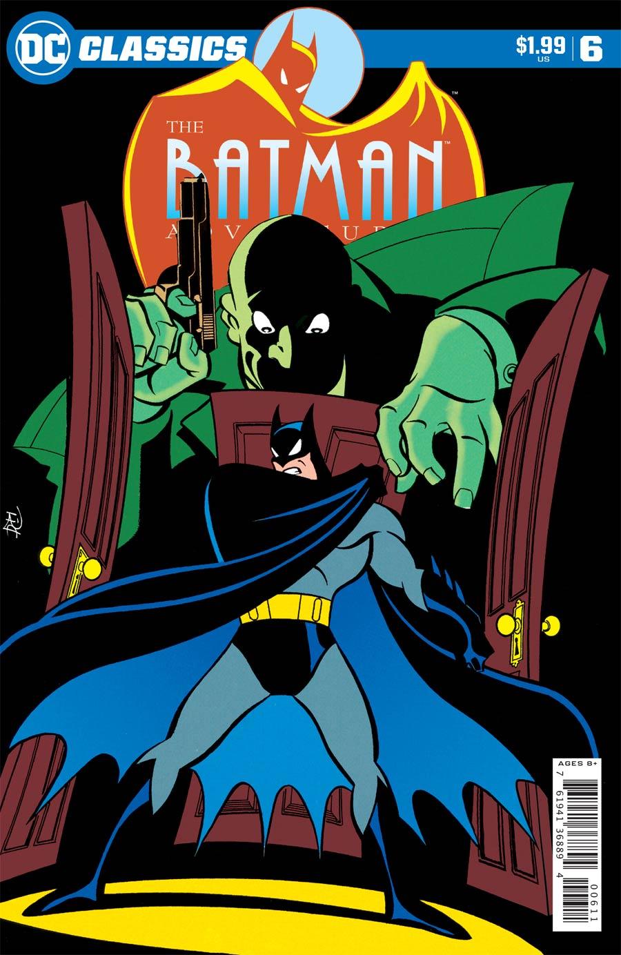 DC Classics Batman Adventures #6