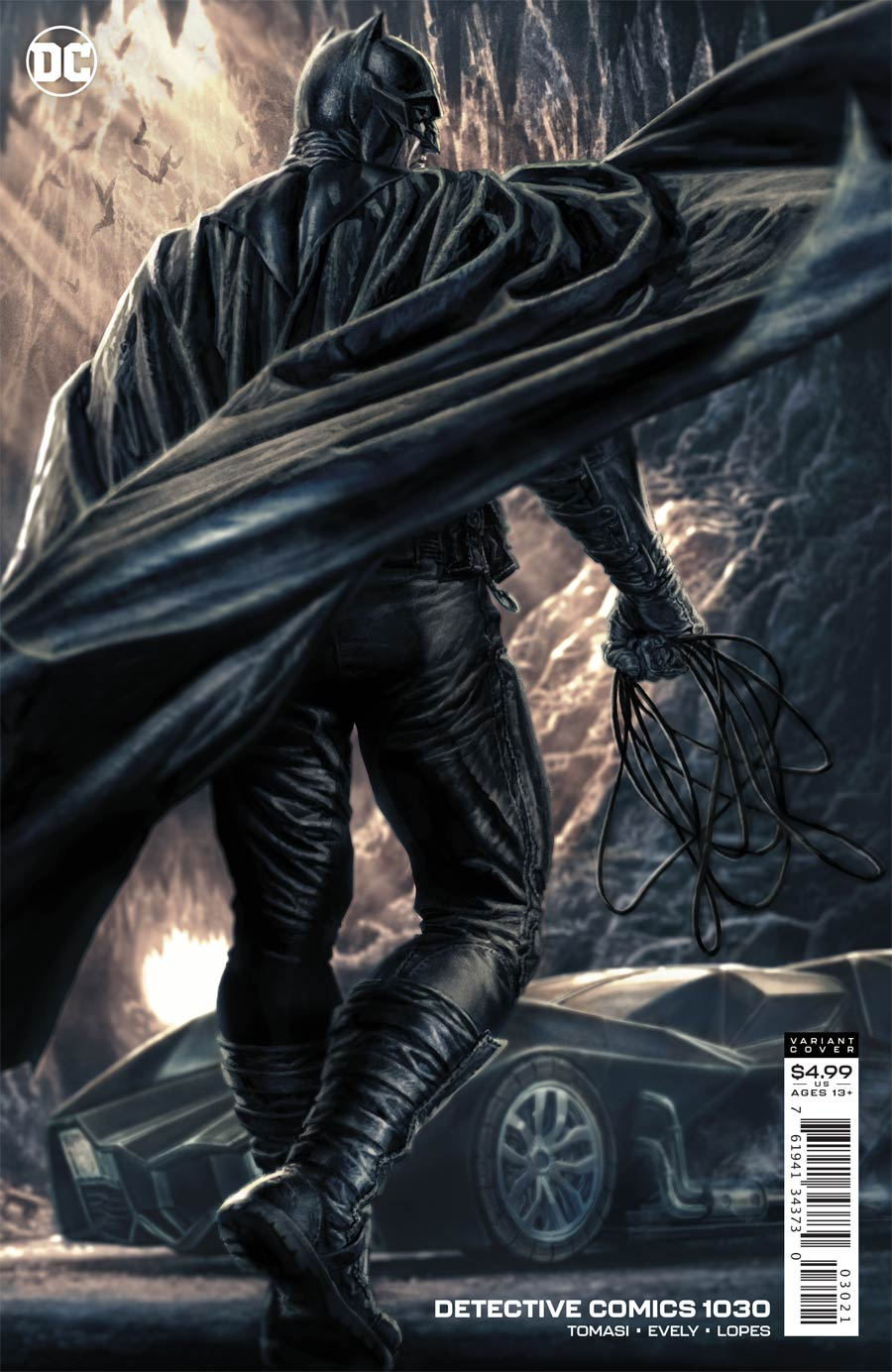 Detective Comics Vol 2 #1030 Cover B Variant Lee Bermejo Card Stock Cover