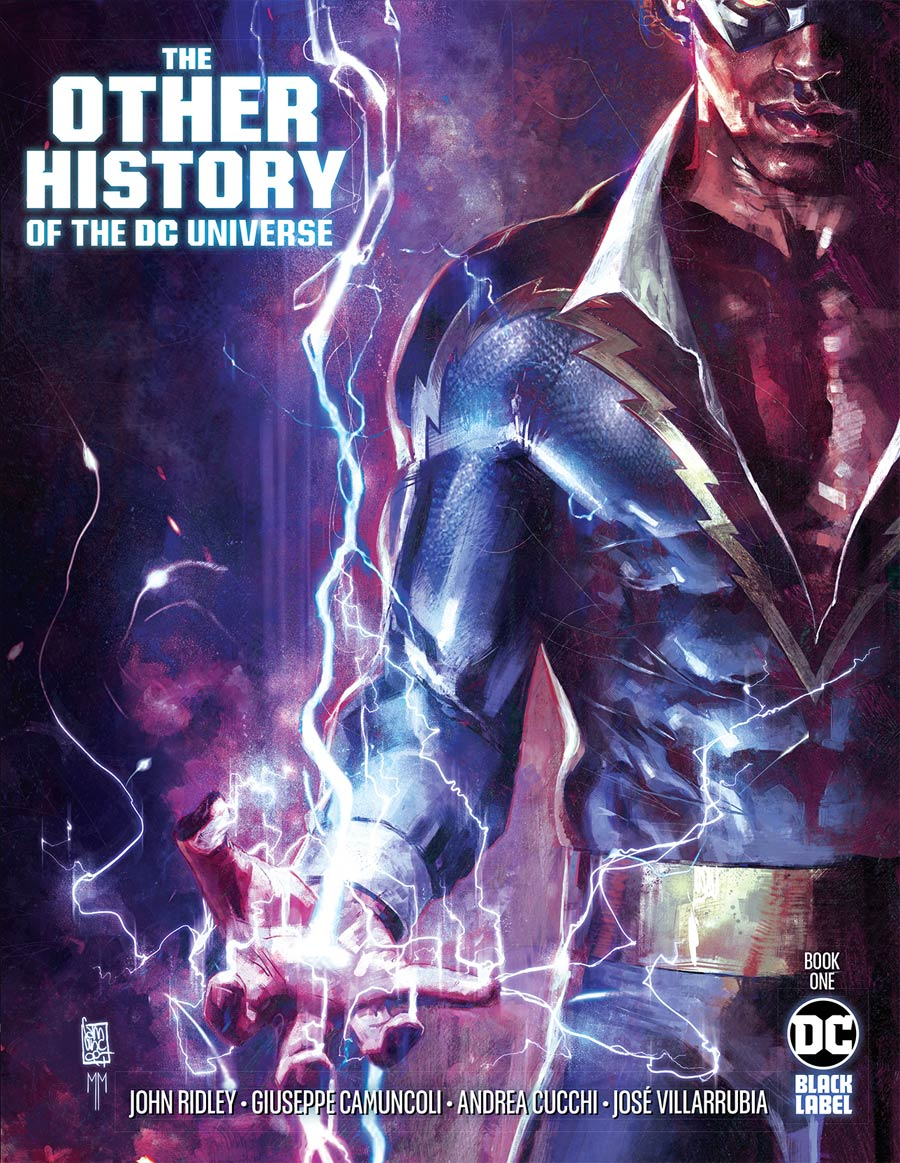 Other History Of The DC Universe #1 Cover A Regular Giuseppe Camuncoli & Marco Mastrazzo Cover