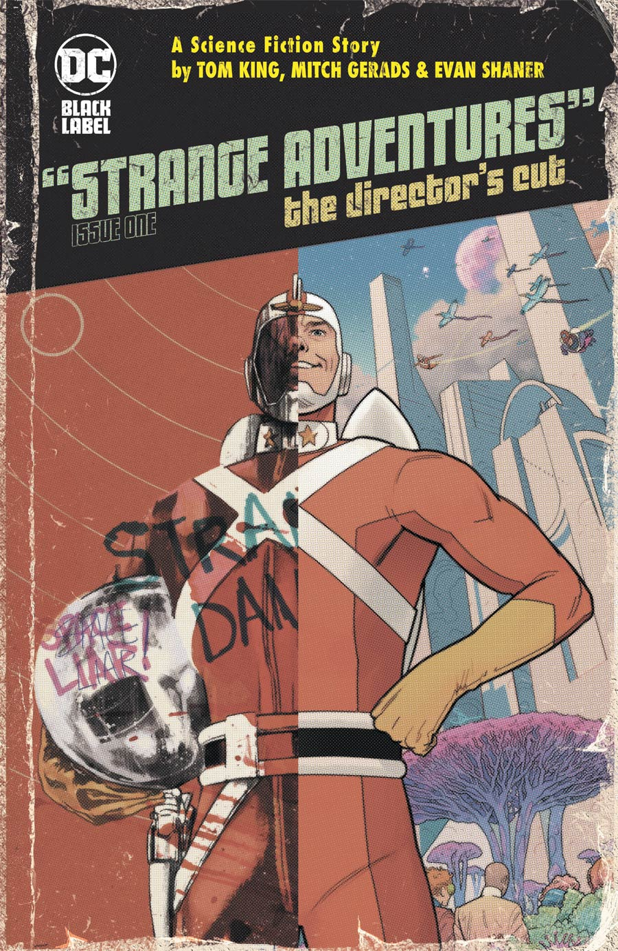 Strange Adventures Vol 4 Directors Cut #1