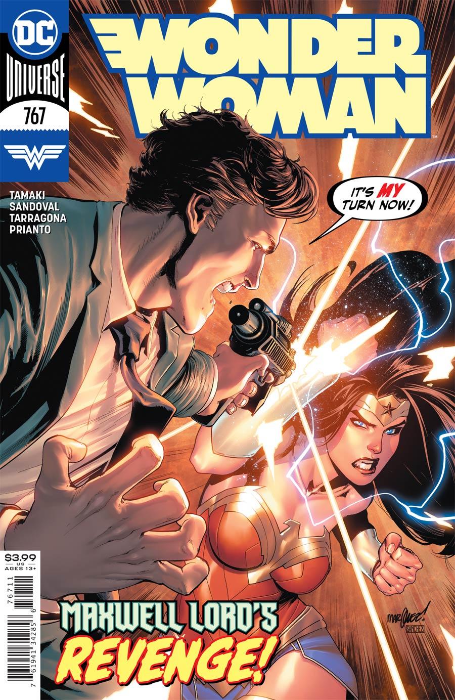 Wonder Woman Vol 5 #767 Cover A Regular David Marquez Cover
