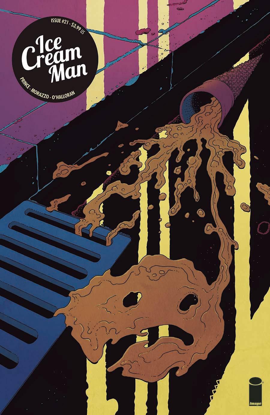 Ice Cream Man #21 Cover A Regular Martin Morazzo & Chris OHalloran Cover