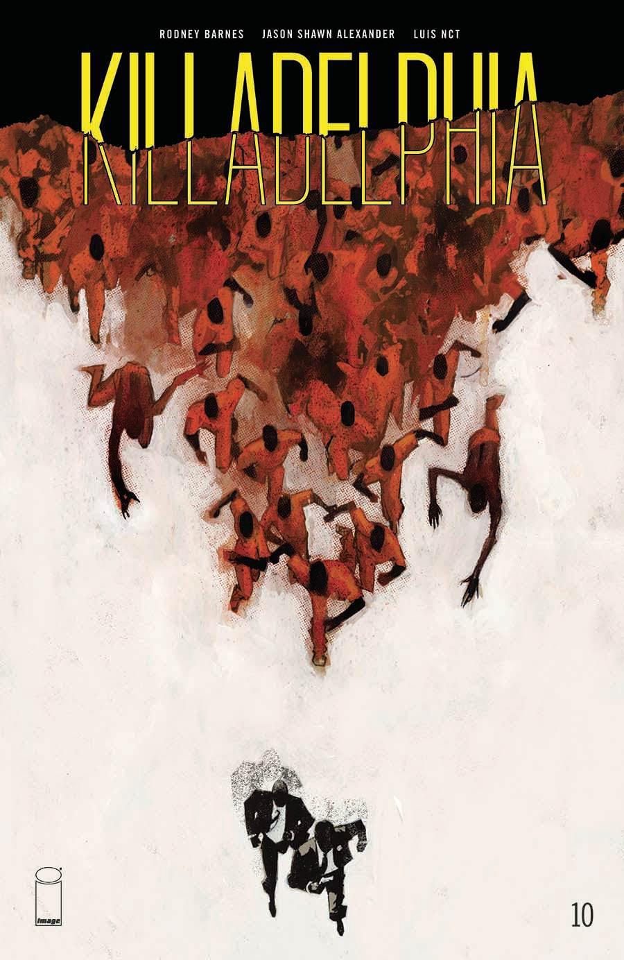 Killadelphia #10 Cover A Regular Jason Shawn Alexander Cover