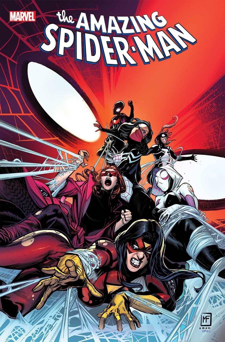 Amazing Spider-Man Vol 5 #53LR Cover A Regular Marcelo Ferreira Cover