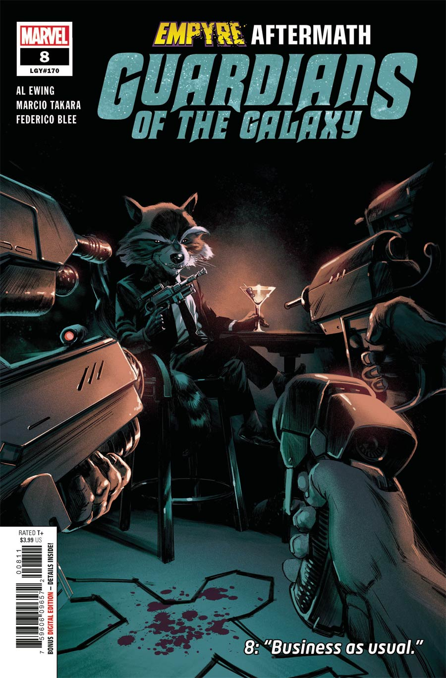 Guardians Of The Galaxy Vol 6 #8