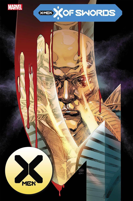 X-Men Vol 5 #15 Cover A Regular Leinil Francis Yu Cover (X Of Swords Part 20)