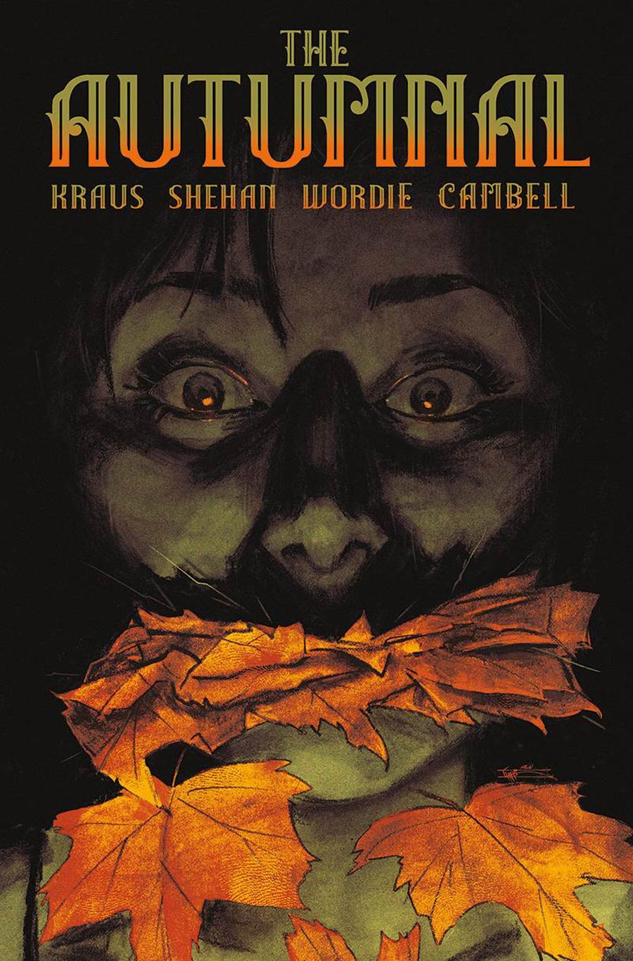Autumnal #3 Cover A Regular Chris Shehan Cover