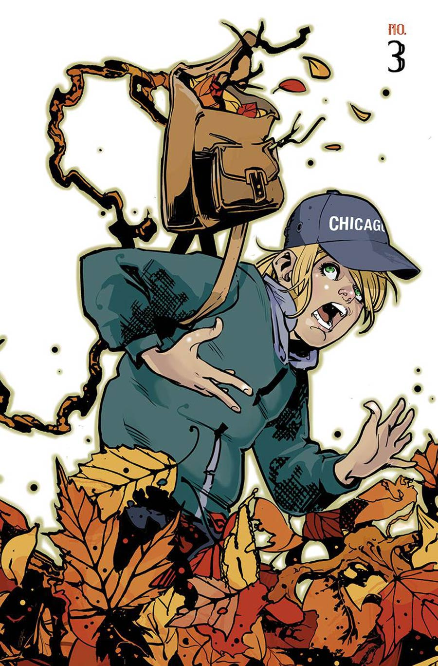 Autumnal #3 Cover B Variant Nathan Gooden Cover
