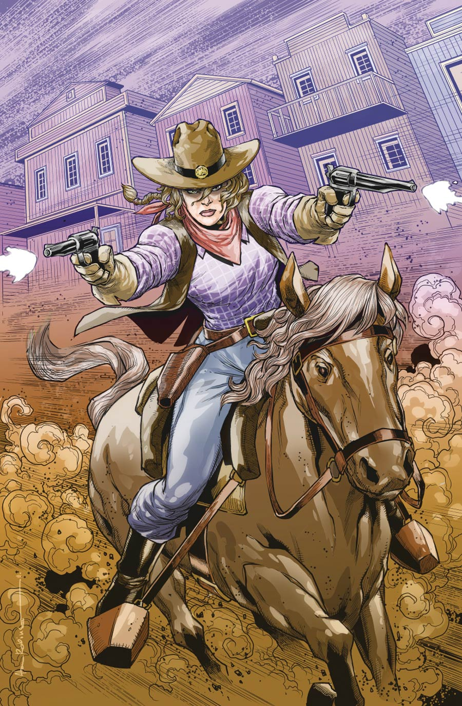 Billy The Kid (Acme Ink) #1
