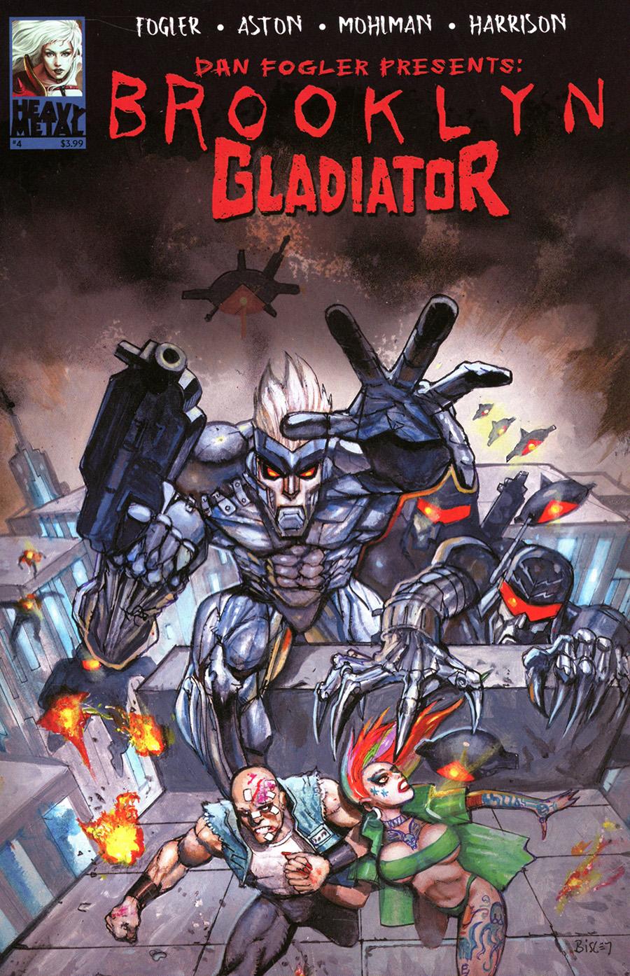 Brooklyn Gladiator #4