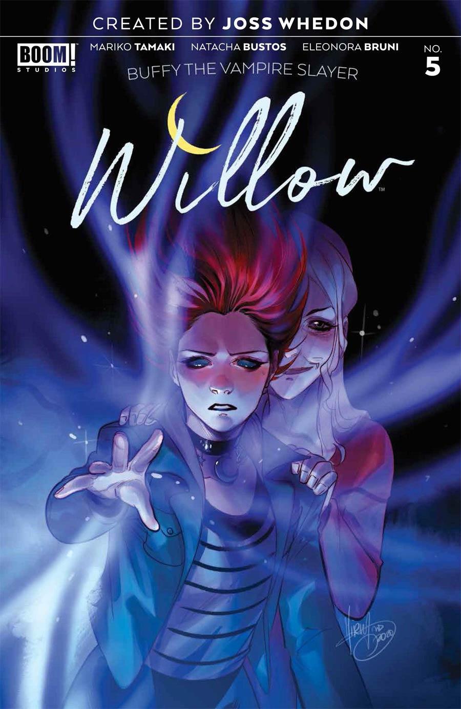Buffy The Vampire Slayer Willow #5 Cover B Variant Mirka Andolfo Cover