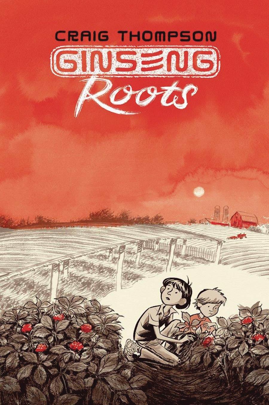 Ginseng Roots #1-6 Set
