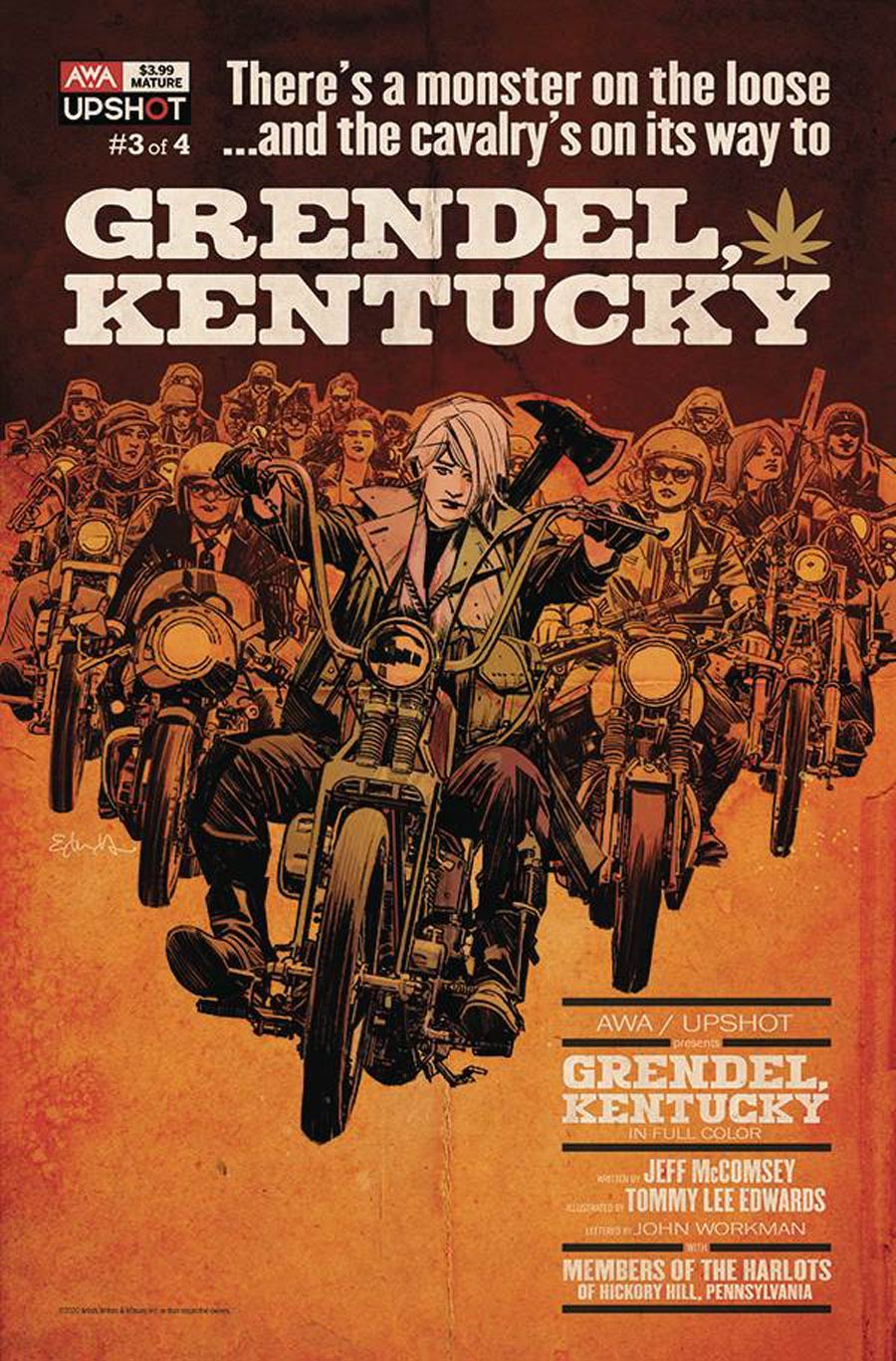 Grendel Kentucky #3