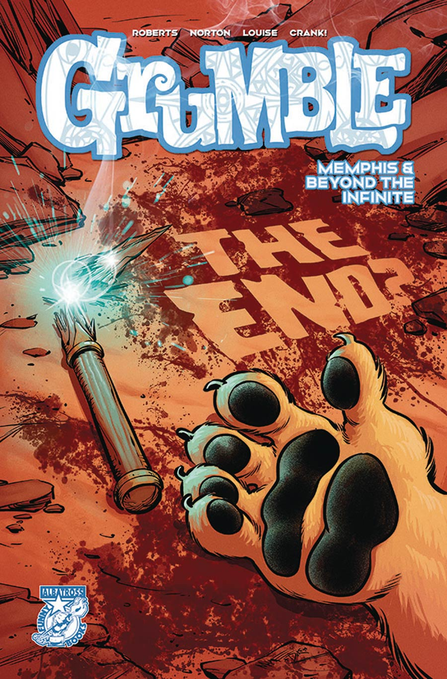 Grumble Memphis And Beyond The Infinite #5