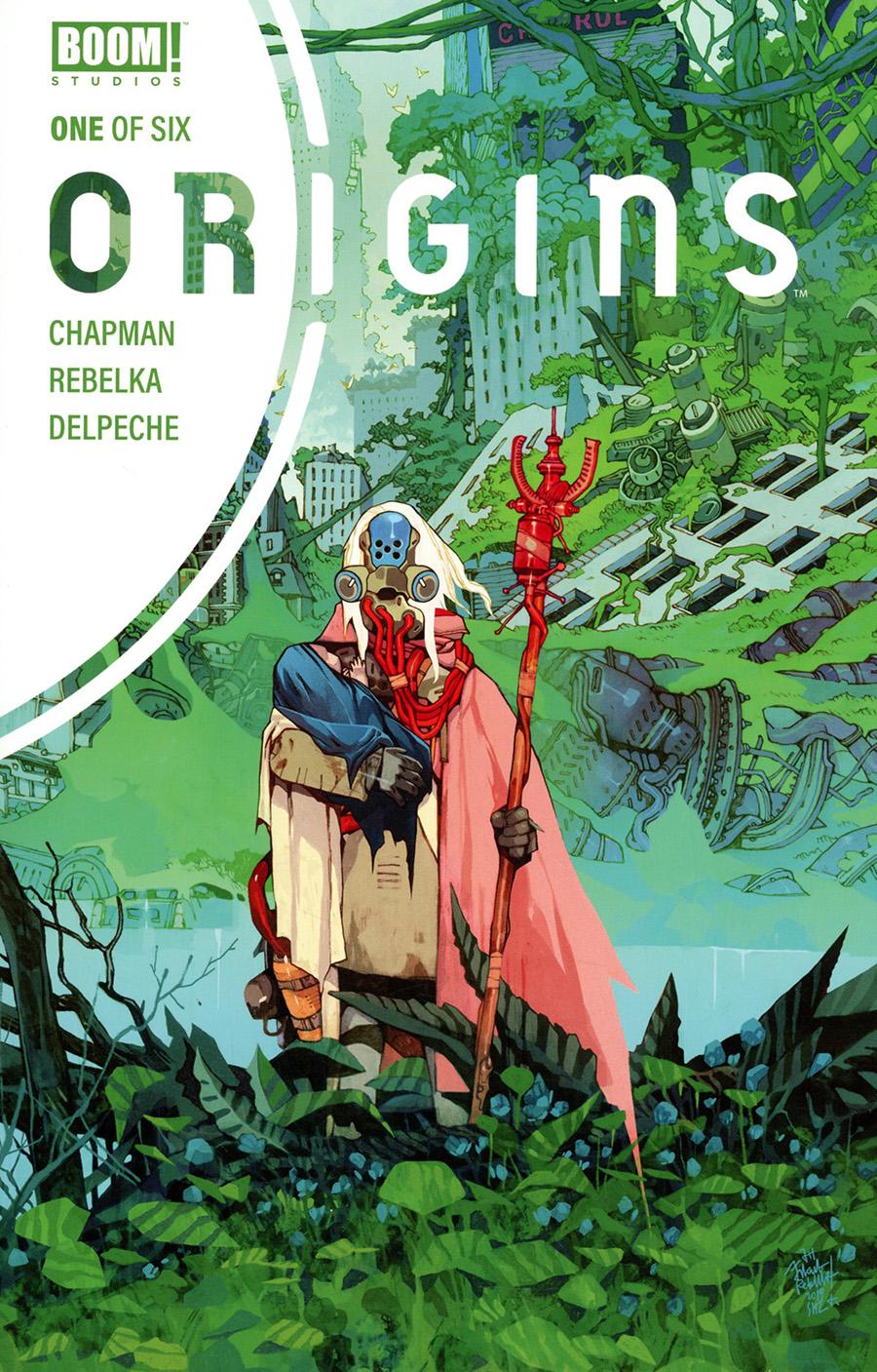 Origins #1 Cover A Regular Jakub Rebelka Cover