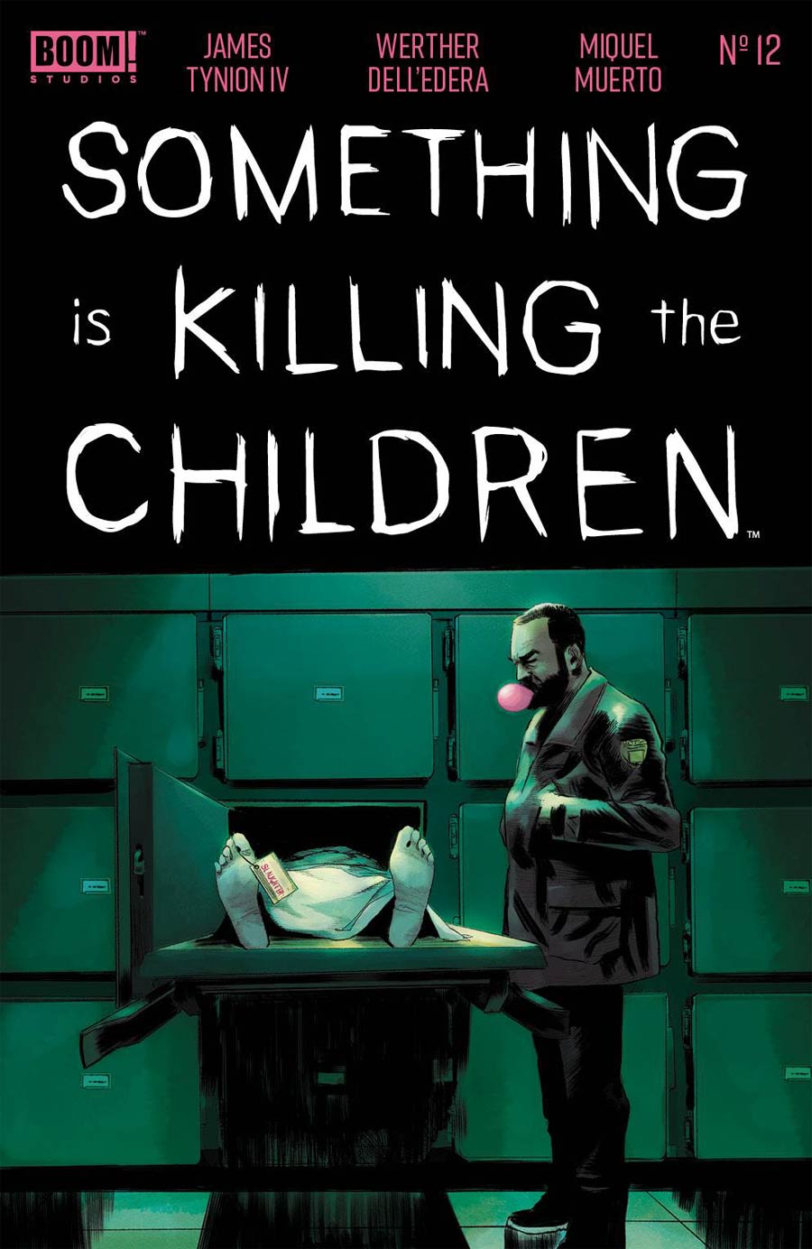 Something Is Killing The Children #12 Cover A Regular Werther Dell Edera Cover