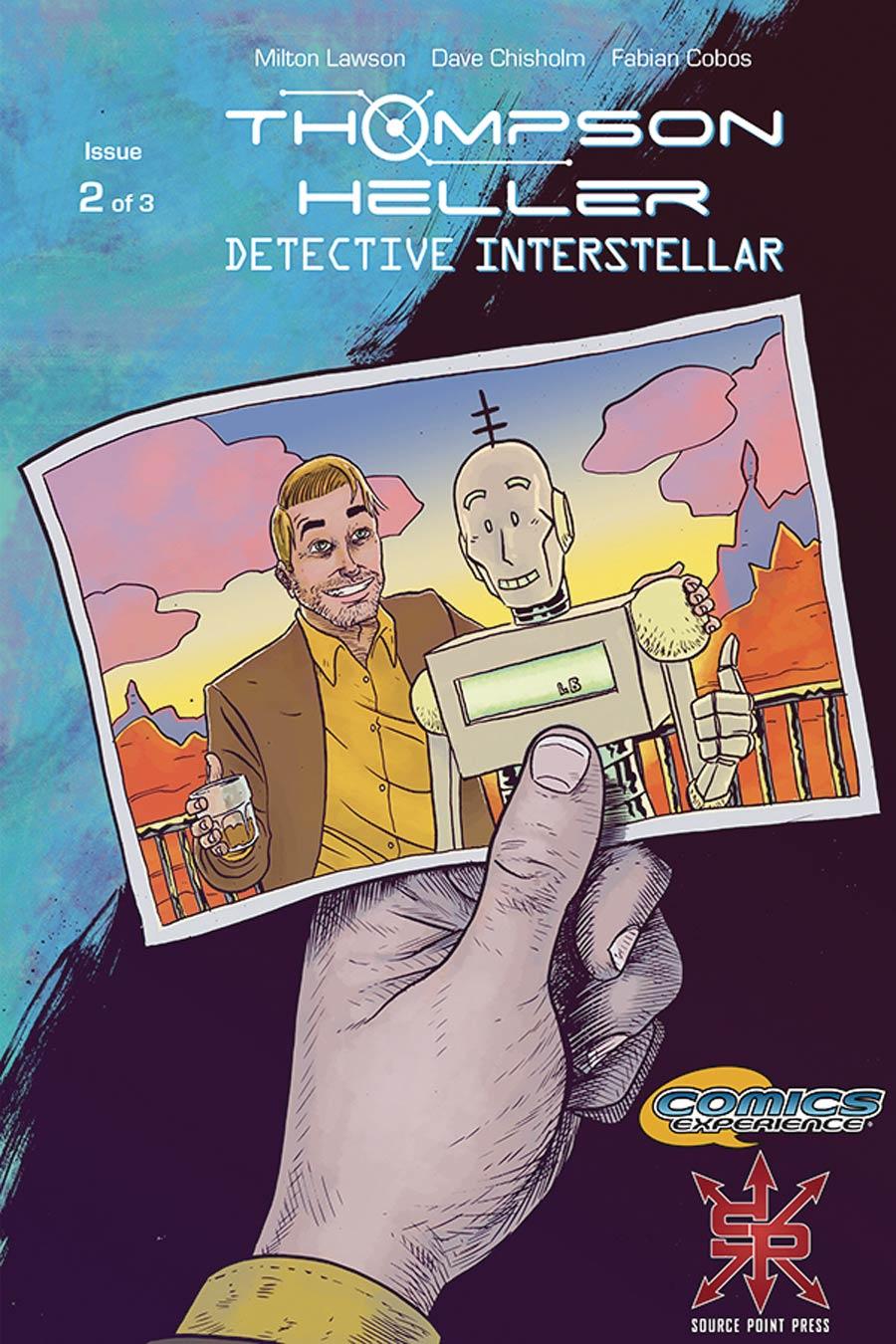 Thompson Heller Detective Interstellar #2
