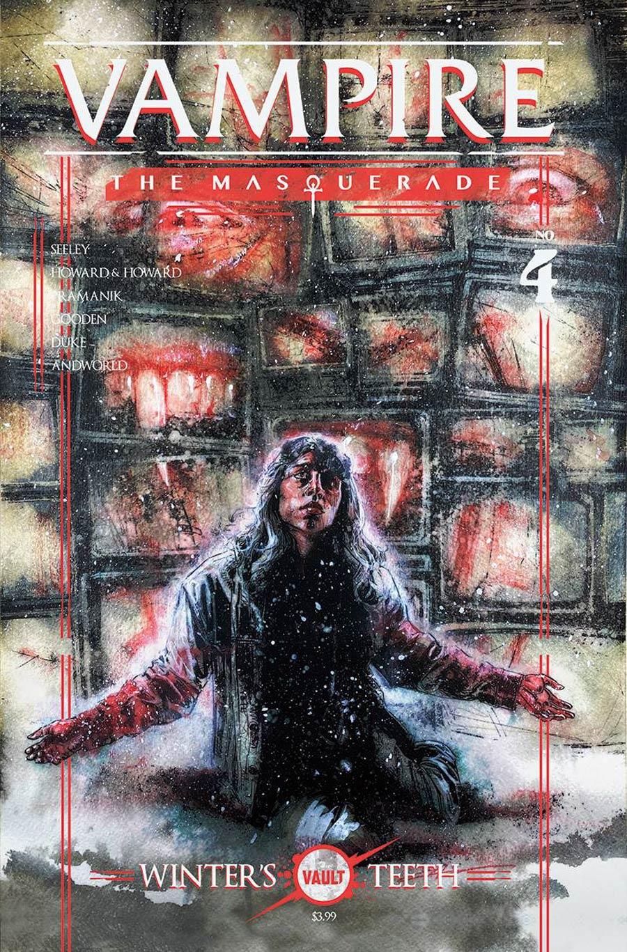 Vampire The Masquerade #4 Cover A Regular Aaron Campbell Cover