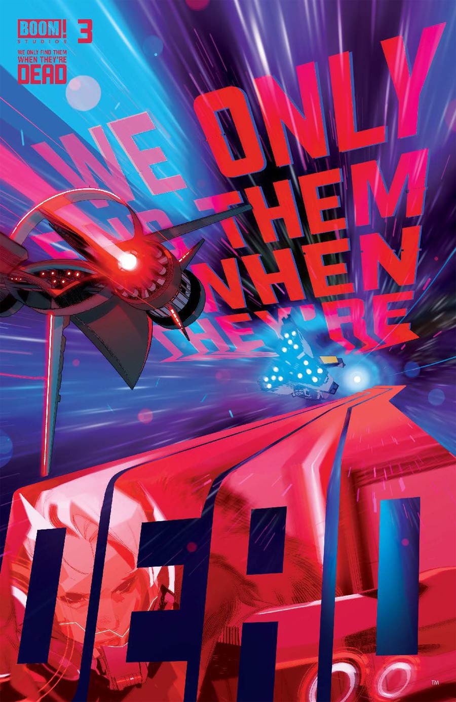 We Only Find Them When Theyre Dead #3 Cover A 1st Ptg Regular Simone Di Meo Cover