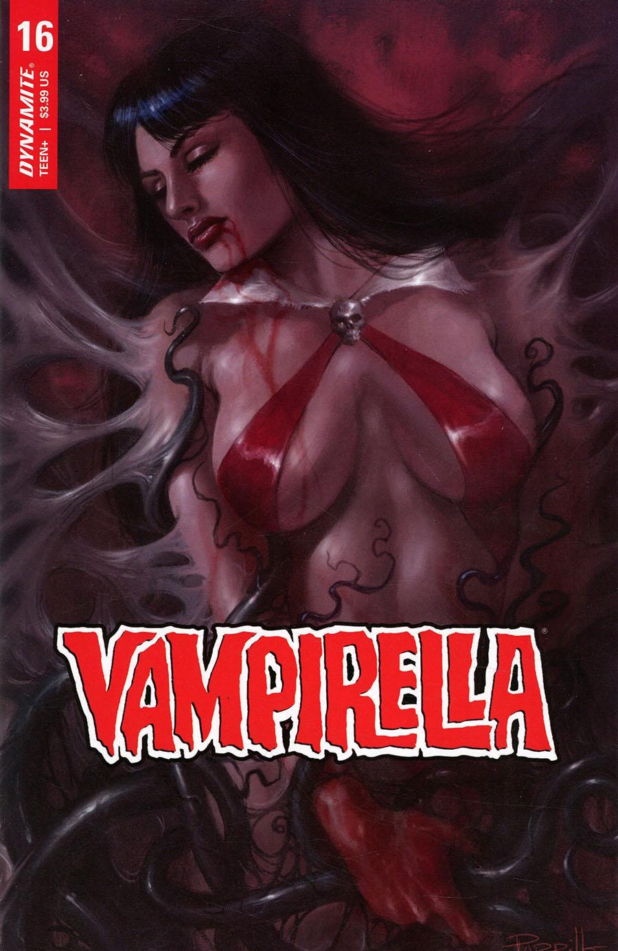 Vampirella Vol 8 #16 Cover A Regular Lucio Parrillo Cover