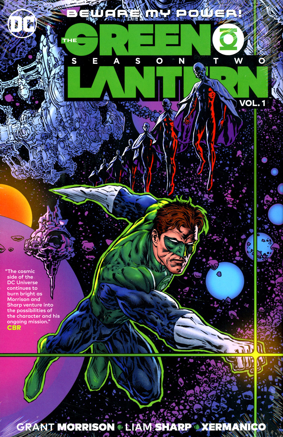 Green Lantern Season 2 Vol 1 HC
