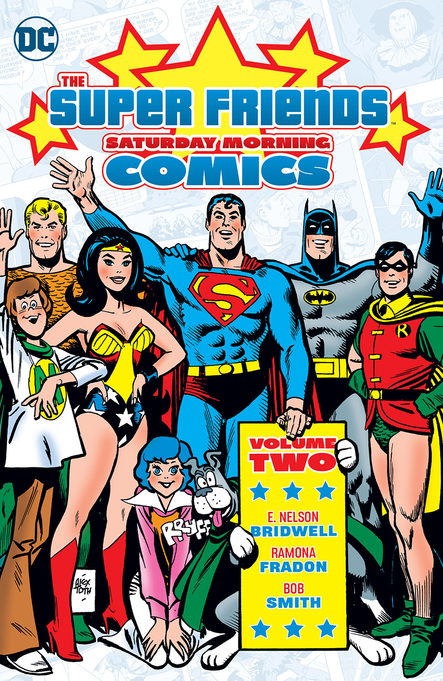 Super Friends Saturday Morning Comics Vol 2 HC