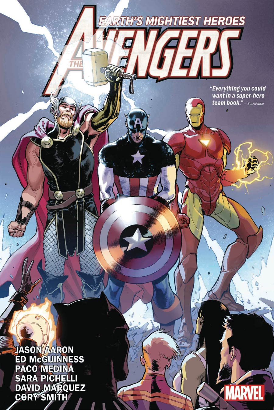 Avengers By Jason Aaron Vol 1 HC