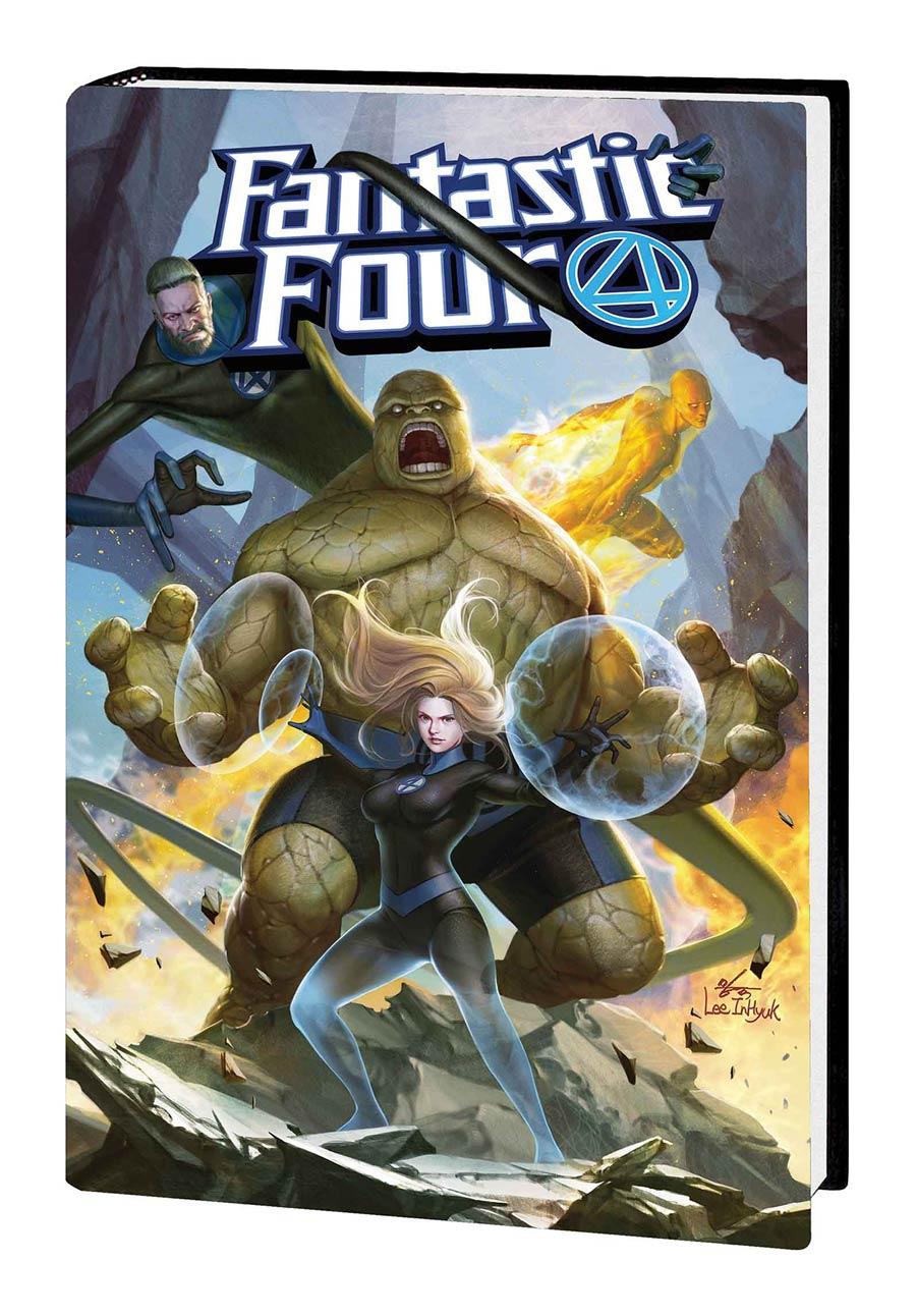 Fantastic Four By Dan Slott Vol 1 HC