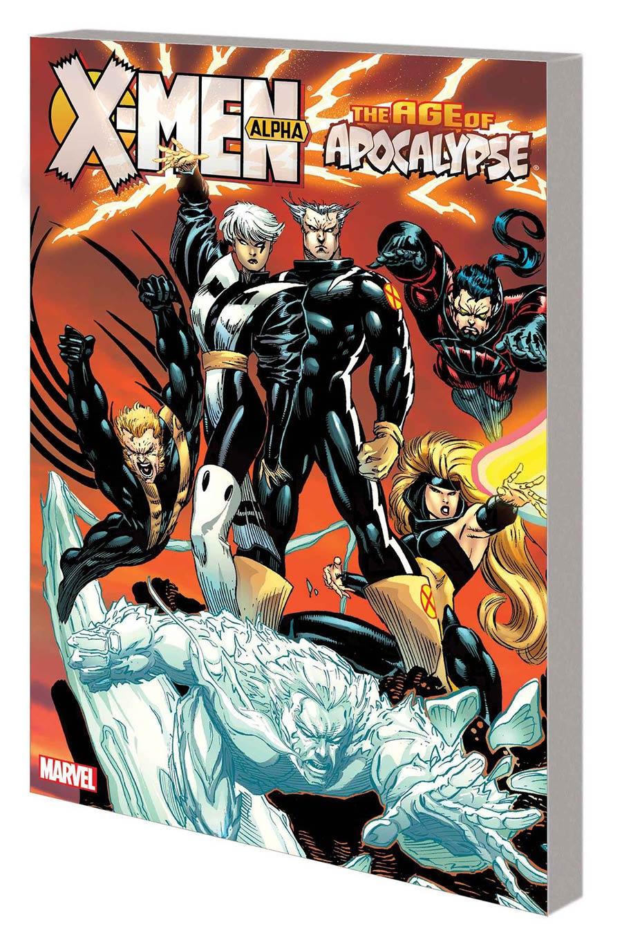 X-Men Age Of Apocalypse Vol 1 Alpha TP New Printing