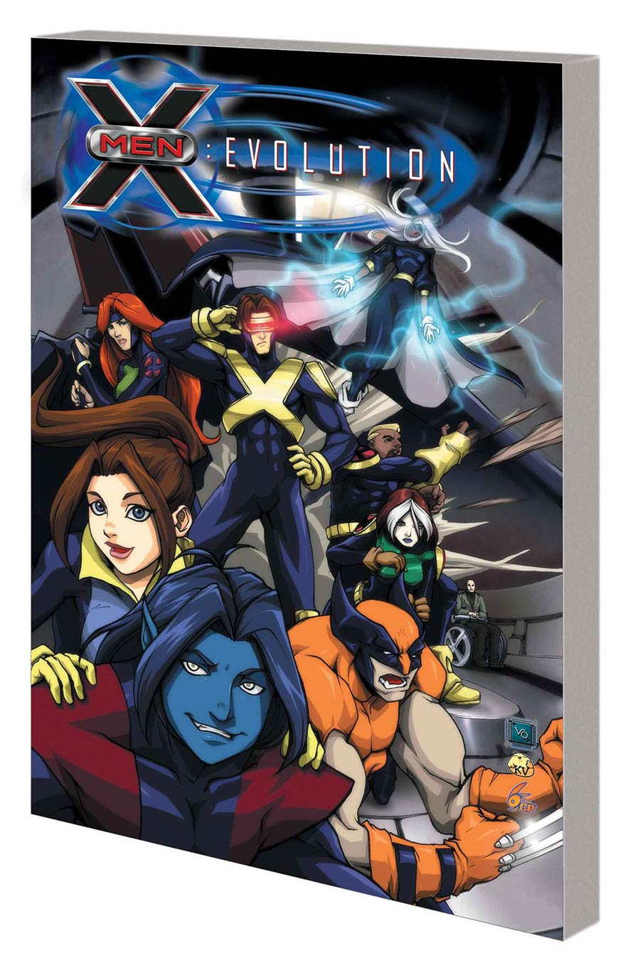X-Men Evolution GN