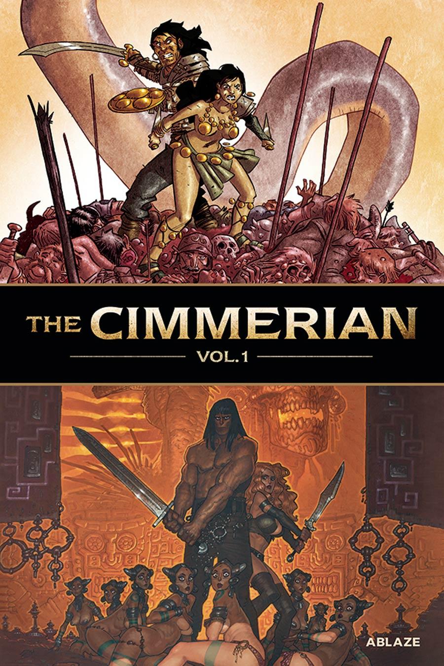 Cimmerian Vol 1 HC