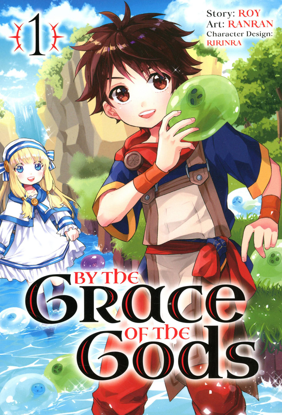 By The Grace Of The Gods Vol 1 GN