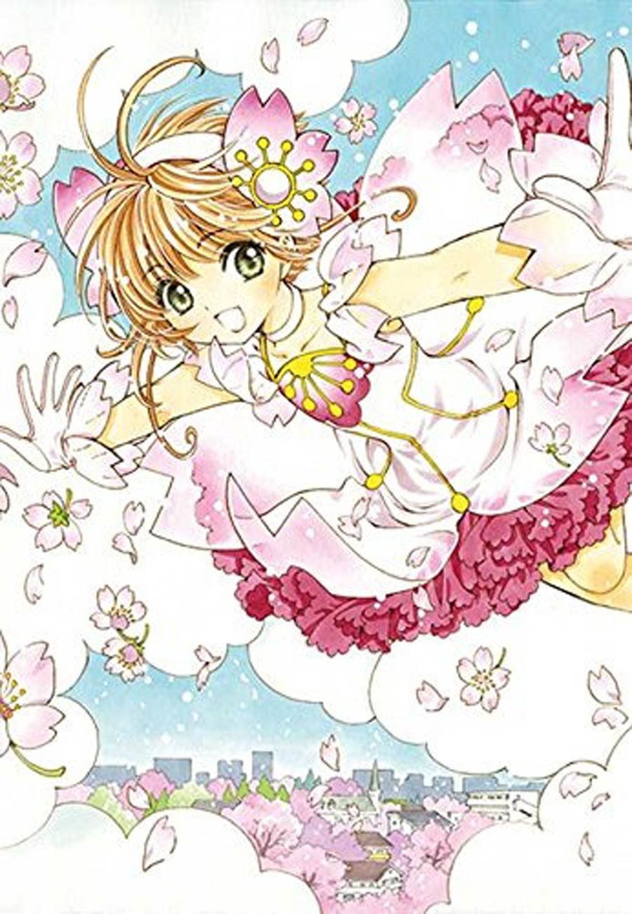 Cardcaptor Sakura Clear Card Vol 8 GN