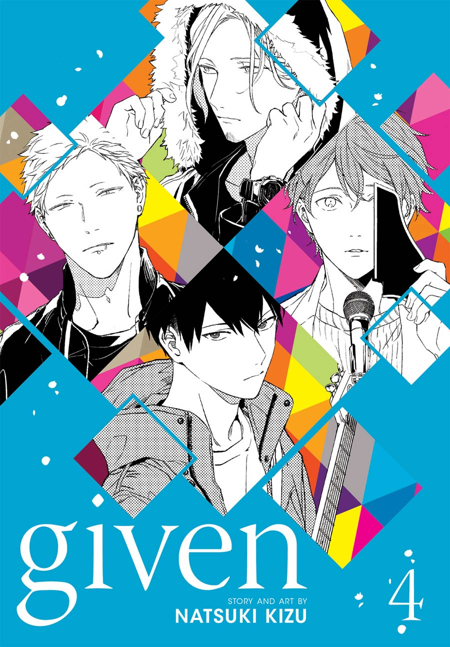 Given Vol 4 GN