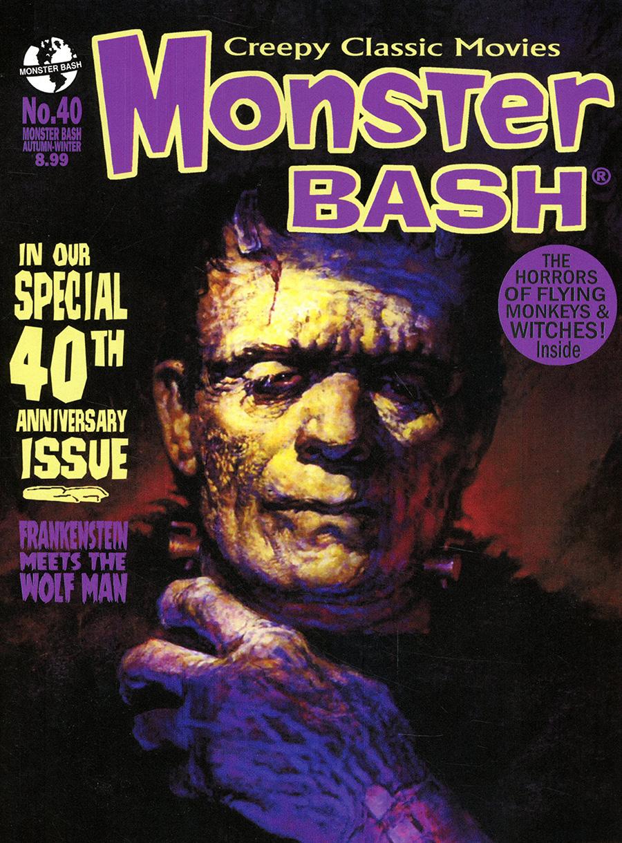Monster Bash Magazine #40